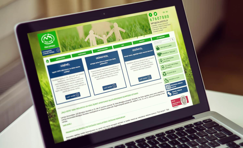 Zaļā Josta portfolio